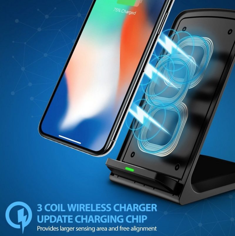turbot wireless charger standpad