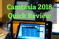 camtasia 2018 review