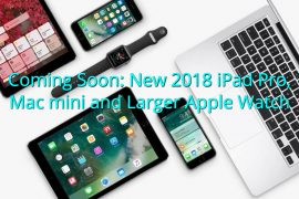 new ipad pro mac mini apple watch