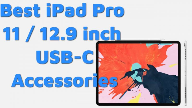 new ipad pro accessories