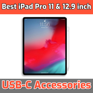 best ipad pro new usb c accessories