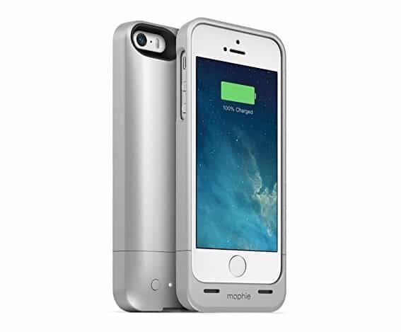 mophie battery case iphone se and 5s