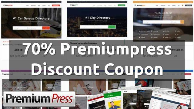 premiumpress discount codes