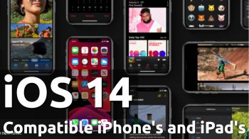 ios14 compatible iphone ipad