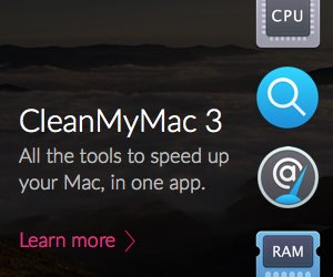 cleanmymac 3 review and coupons